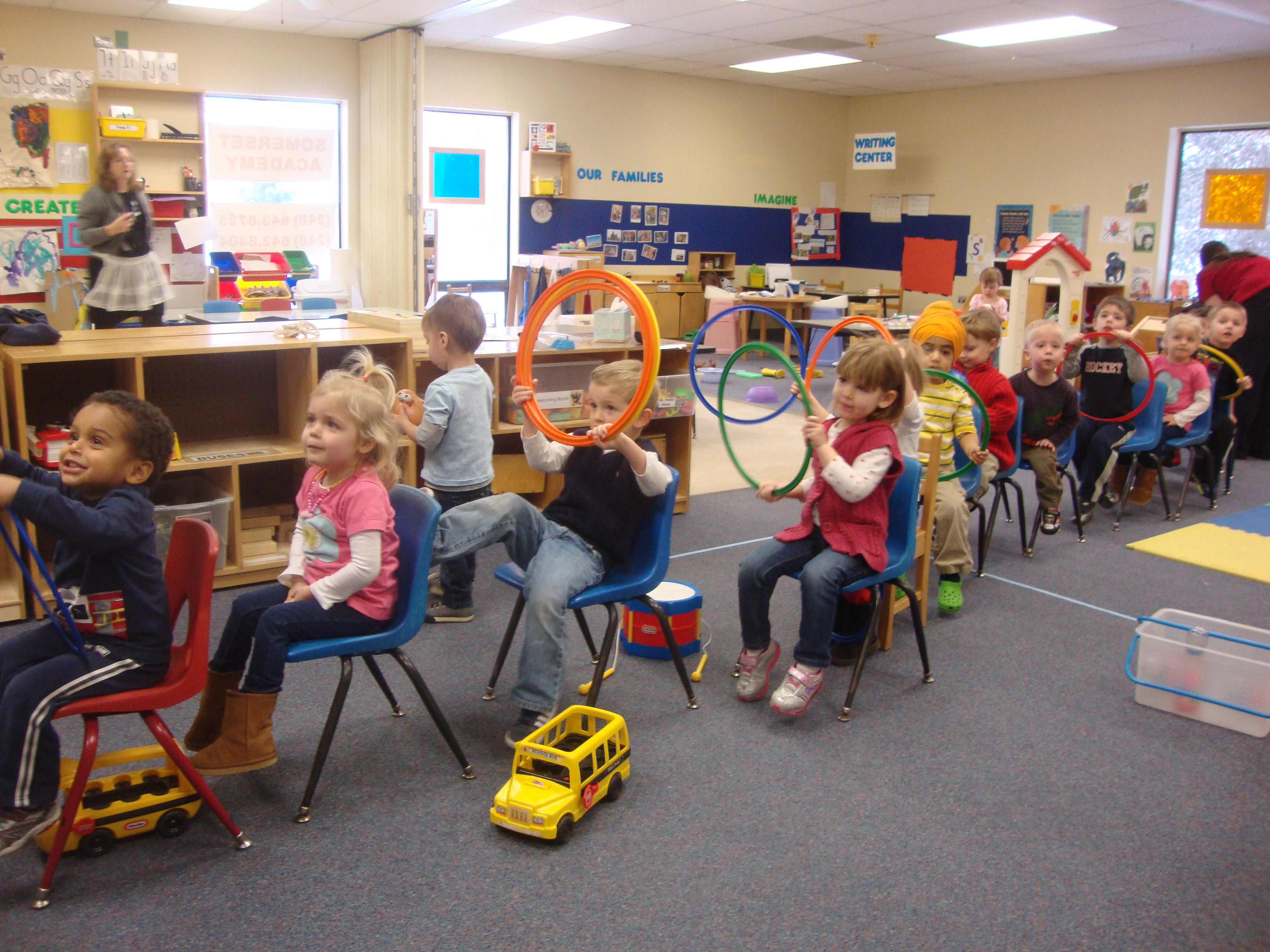 Troy MI daycare